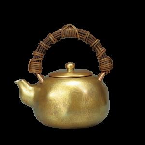 湯沸 口打出 打出肌金色 草づる(1.8L)