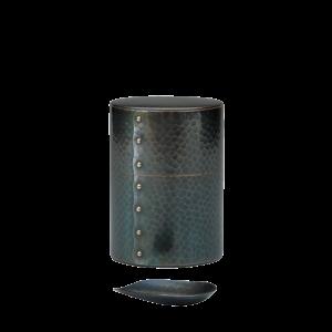 茶筒 紫金色(100g)