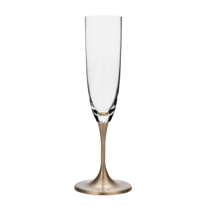 Wine glass<br>Champagne Light gold