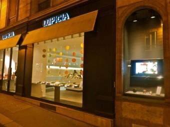 パリ「LUPICIA」玉川堂製品・常設販売のご案内