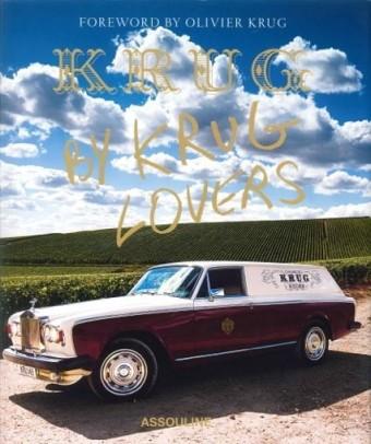 Assouline「KRUG by KRUG LOVERS」玉川堂7代目・玉川基行の紹介